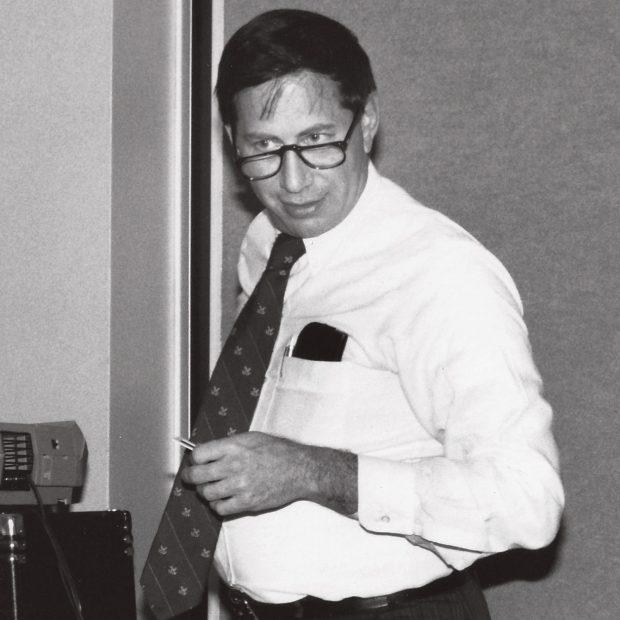 Dr. David C. Lewis '57